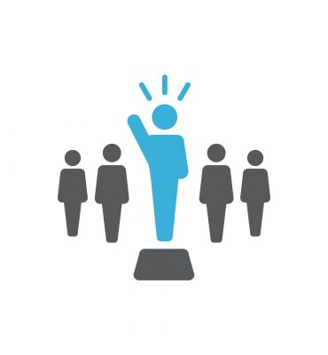 Icon for leadership